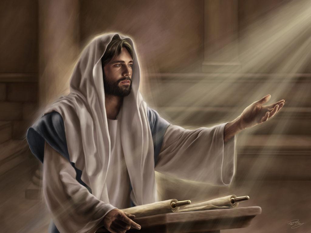 Jesusteaching